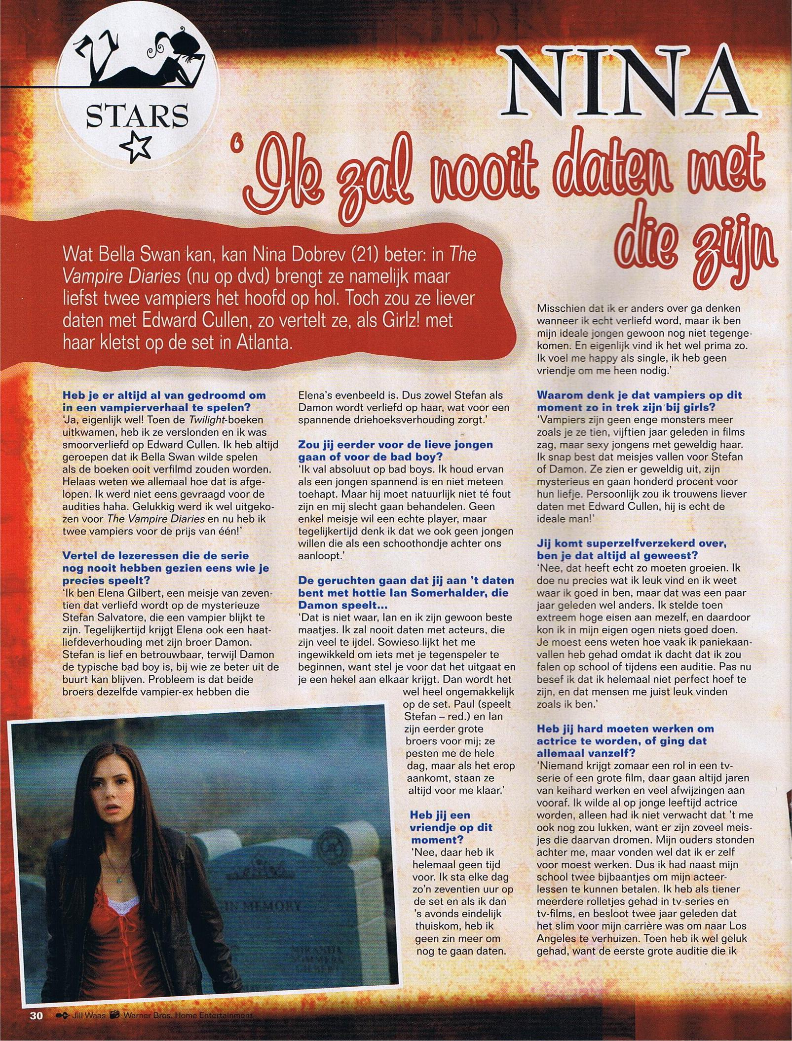 is Bella en Edward dating in het echte leven vriendin gebruikt nog steeds dating site